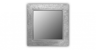 Зеркало Wave Qu (silver)