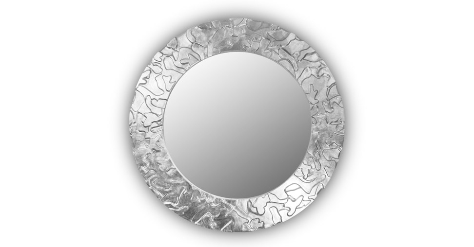 Зеркало Fashion Camouflage (silver)