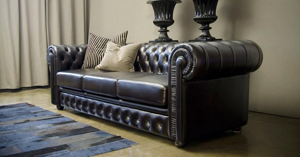 d820ba297 Кожаный диван Честер (Честерфилд). Купить элитный диван Честер на ...