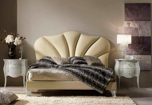 Элитные дизайнерские кровати из Италии