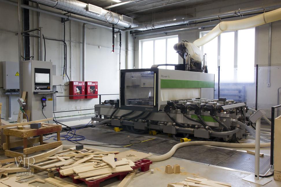 Обработка древисины