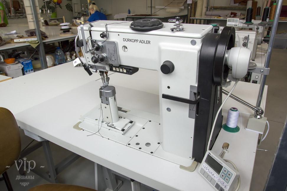 Немецкая швейная машина adler