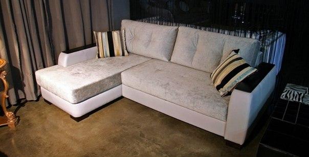 Преимущества угловых диванов на заказ